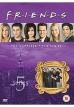 Friends [DVD] Jennifer Aniston; Courteney Cox; Lisa Kudrow; Matt LeBlanc... - $9.40