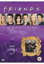 Friends [DVD] Jennifer Aniston; Courteney Cox; Lisa Kudrow; Matt LeBlanc... - $9.40