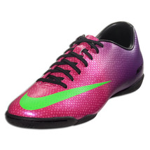 45dfa3cf9 NIKE MERCURIAL VICTORY IV IC INDOOR SOCCER FUTSAL CR7 SHOES FIRE BERRY -   75.00