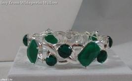 Emerald Green Fashion Stretch Bracelet  - $24.95