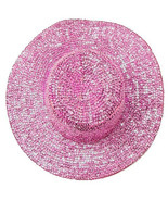 Sequin Cowboy Cowgirl Hat Lite PINK Rodeo Western - $43.00
