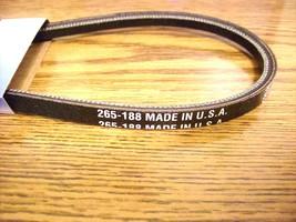 Drive Belt fits AYP, Craftsman and Husqvarna 137078, 15776, 146527  - $10.98