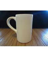 Pottery Barn Studio Barbara Eigen Coffee Mug Putty 12 oz - Excellent Con... - $14.99