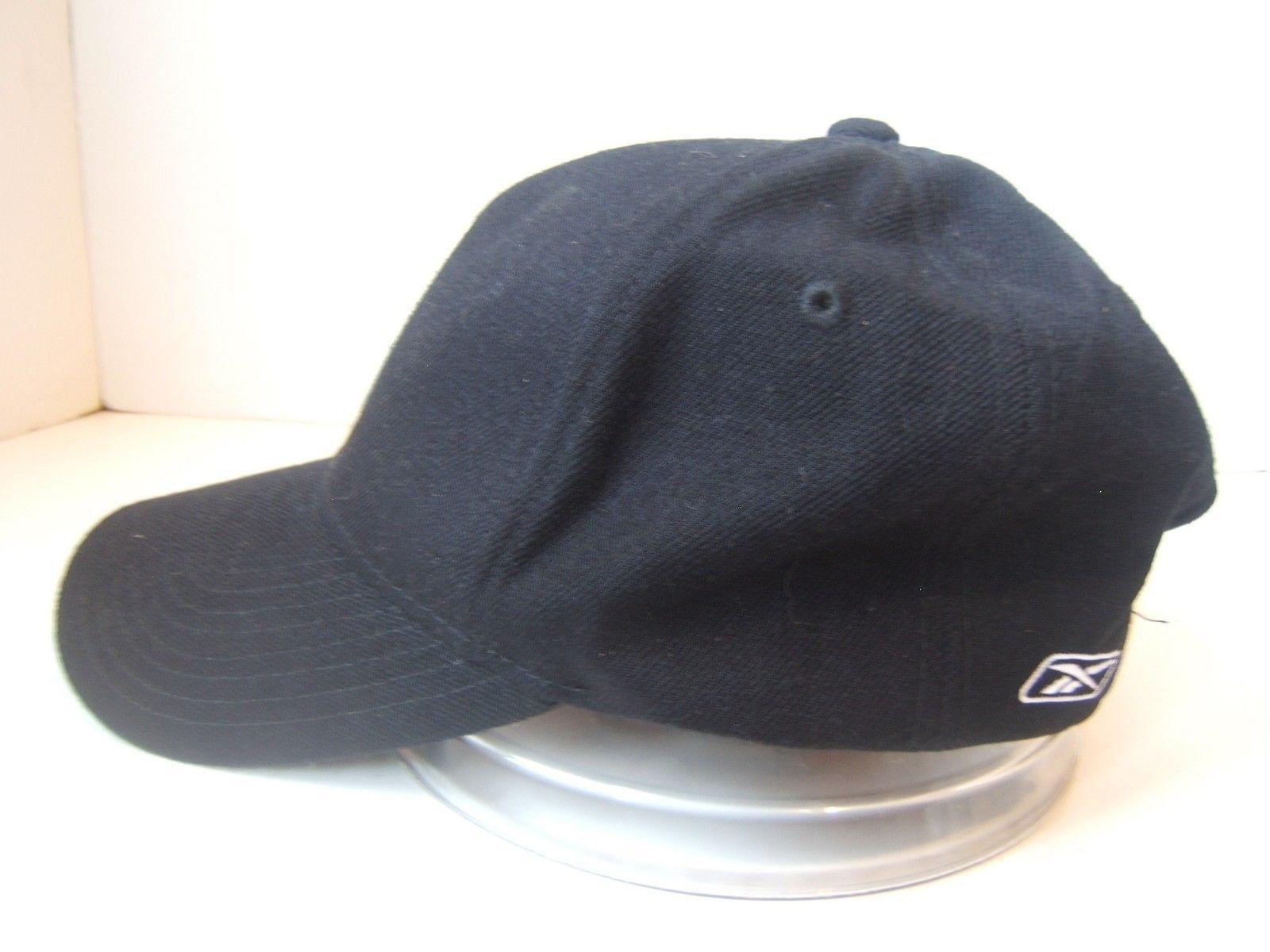 401dd8c343f01 ... Pittsburgh Steelers NFL Football Hat Black Reebok Hook Loop Baseball Cap  ...