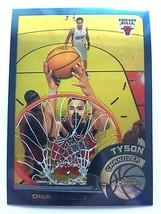2002-03 TOPPS Chrome Tyson Chandler Card #53 NBA Bulls - $5.93