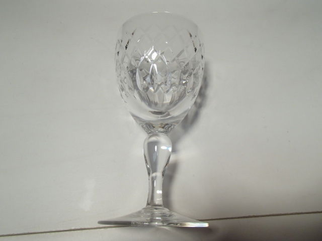 """7 ROYAL BRIERLEY COVENTRY 5 1/4"""" WINE GLASS'S~~~very rare"""