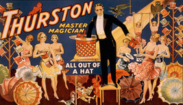 Thurston Magician # 2 Fridge Magnet - $3.95