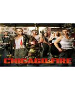 Chicago Fire Fridge Magnet - $3.95