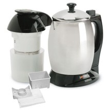 Tribest Soyabella Soy Milk Maker SBY132 ~with Stainless Steel Lid & Tofu... - $129.95