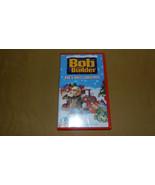 Bob The Builder Bob's White Christmas VHS Video Tape Holiday Kids Childr... - $7.99
