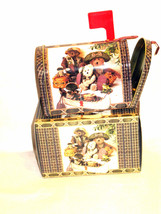 """Boyds Collection - Accessory """"Gone Fishing Mailbox Tin"""" #5098 - NIB-  Re... - $9.99"""