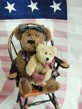 "Boyds Bears ""Momma McBear & Cedric""- 10"" QVC Exclusive- #C35536- NWT- 1997 - $39.99"