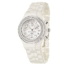 Brand New TechnoMarine Women's Ceramic Medium Watch DTC55C w/ Warranty - $1,583.01