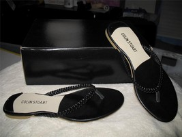 3e98ca8c262f58 Colin Stuart New Tan Lace Overlay Platform Heels Sandals Shoes 8.5M ·  29.99  +  12.95 ship · NIB Victoria  39 s Secret  29 Braided Black Flat Thong  Sandals ...