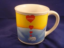 Wallace Berrie Take Heart Mugs 1983 Collectible Coffee Tea Cocoa Mug  - $6.00