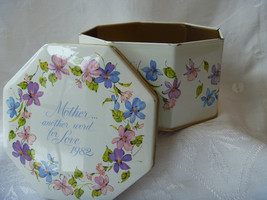 Avon Canister Mothers Day 1982 Another Word For Love - $10.00
