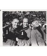 3 Stooges Firemen 1 Moe Larry Curly 51 Vintage 11X14 BW TV Memorabilia Photo - $13.95