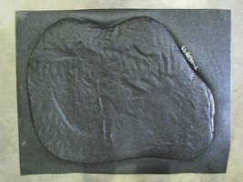 "Giant Fieldstone Stepping Stone Mold 24""x30""x2"" Make Concrete Wall Rock #GS24302"