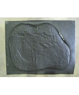 "Giant Fieldstone Stepping Stone Mold 24""x30""x2"" Make Concrete Wall Rock ... - $109.99"