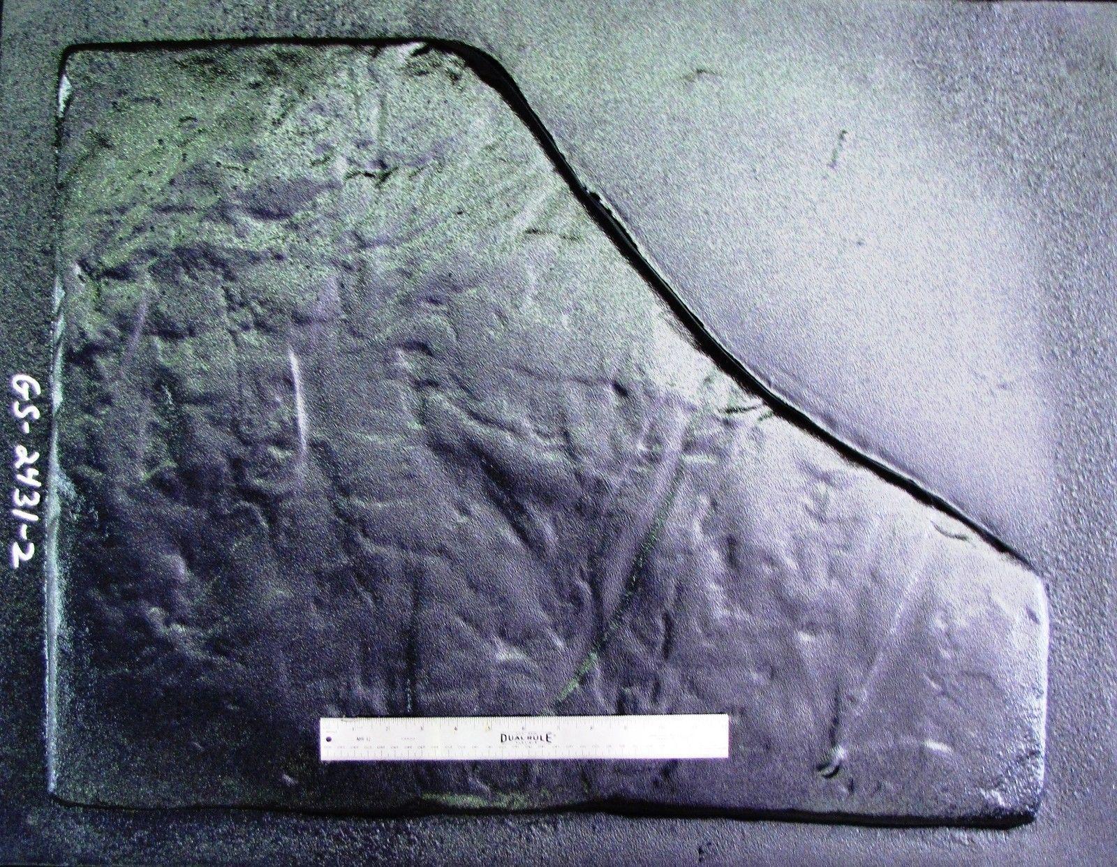 "Giant Fieldstone Stepping Stone Mold 24""x31""x3"" Make Concrete Wall Rock #GS24313"