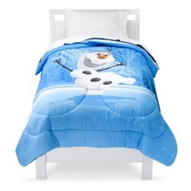 Frozen Olaf 4 Piece Twin/Single Size Comforter and Sheet Set - $75.00