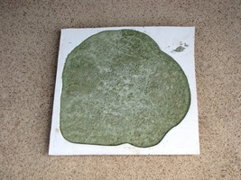 "18"" Tropical Garden Leaf Stepping Stone Mold - Make Them For About $1.00 EACH. image 6"