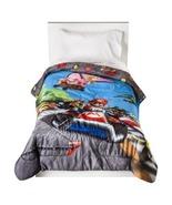 Super Mario Nintendo Kart  4 Piece Comforter Sh... - $77.00