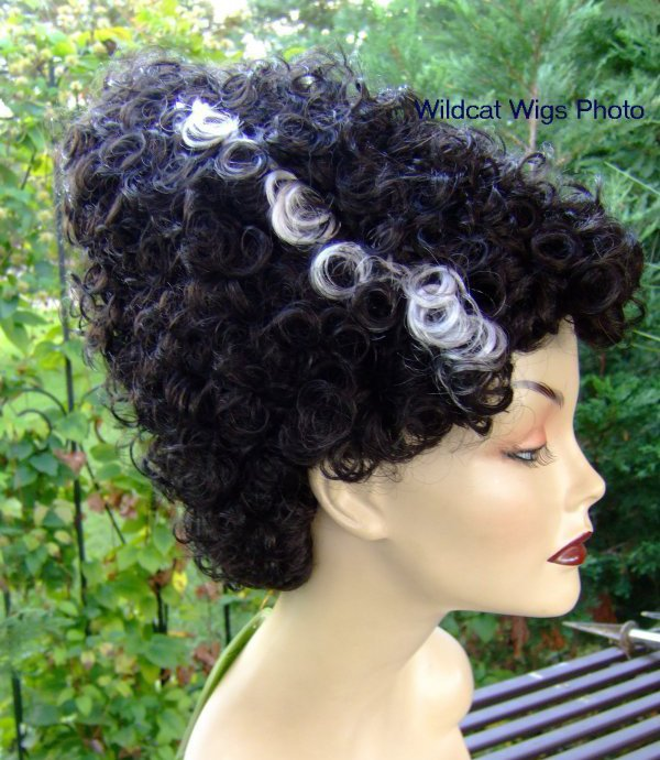 Bride Of Frankenstein Wigs 94