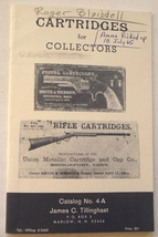 Cartridges Collectors Tillinghast catalog No. 4A  June 1965 ammo vintage... - $6.00