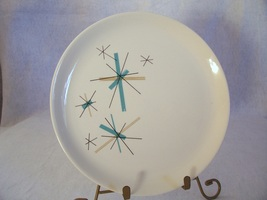 Eames Salem China North Star Dinner Plate Mid Century - $24.00
