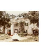 Gone With The Wind House Leigh Gable Vintage 11X14 Color Movie Memorabil... - $13.95