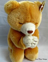 Beanie Baby Hope Beanie Buddy TY Inc 1999 Mint Praying Bear - $10.00