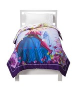 Disneys Frozen Anna Elsa Olaf Twin/Single Size Comforter Sheet Set - $75.00
