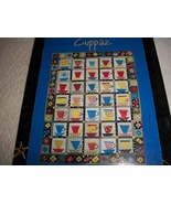 Coffee Cups Quilt Pattern  - $10.00