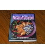 Weight Watchers Meals in Minutes Cookbook - $10.00