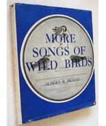 More Songs Wild Birds Albert Brand book phonograph record set birding ch... - $12.00