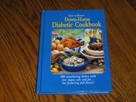 Down Home Diabetic Cookbook  Taste of Home - $10.00