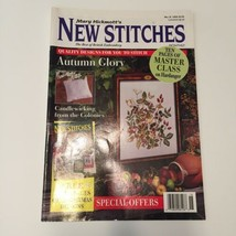 Mary Hickmott's New Stitches Magazine #18 Candlewicking Autumn Glory - $12.59