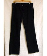 Levi's  Night Blues Black Jeans with Jet Rhinestones size 8M - $22.88