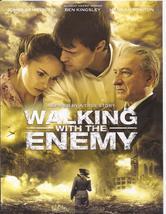 WALKING WITH THE ENEMY Movie Las Vegas Promo Card - $1.95
