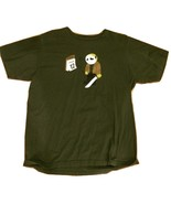 Friday the 12th BUMMER. Funny green t-shirt men... - $25.00