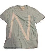 "The letter ""N"" printed on a t-shirt - $25.00"
