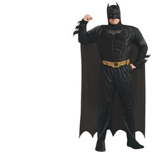 Batman - Costume - Adult - Dark Knight - Muscle Chest - Plus Size   - Ba... - $41.92