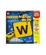 Board Game Family Words With Friends Toy Gift Holiday Play Travel Free S... - $20.03