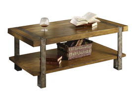 Coffee Table Living Room Vintage Wooden Furnitu... - $455.39