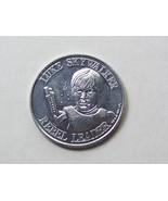 Star Wars 1984 POTF coin Luke Stormtrooper token medal power of the force - $58.00