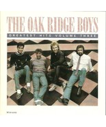 Oak Ridge Boys CD Greatest Hits Volume 3 - $4.98