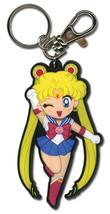 Sailor Moon SD Moon Wink Key Chain GE80010 *NEW* - $8.99