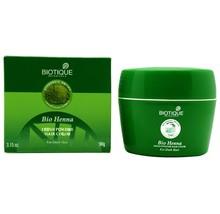 Biotique Bio Henna Fresh Powder Natural Hair Color For Dark Hair 90g - $8.36