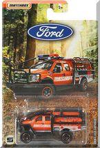 Matchbox - Ford F-350 Superlift: MBX Ford Truck Series (2019) *Orange Ed... - $3.00